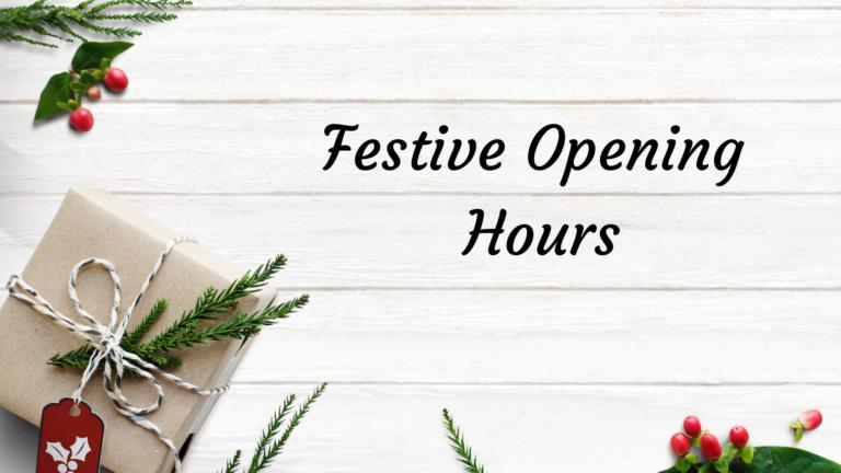 Opening Hours Monks Cross Shopping