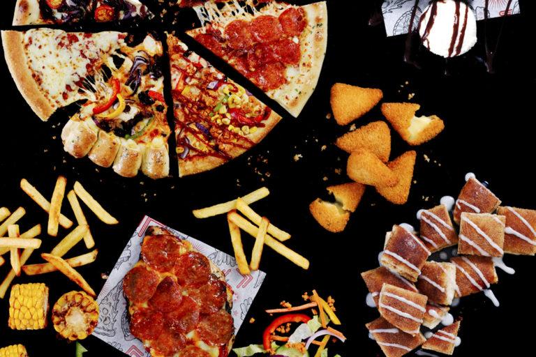 Pizza Hut Restaurants New Menu Monks Cross Shopping