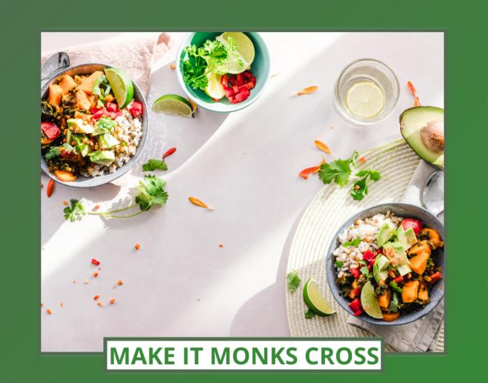 veganuary at monks cross