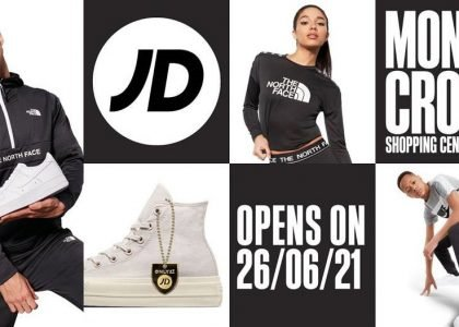 JD Sports Now Open at Monks Cross
